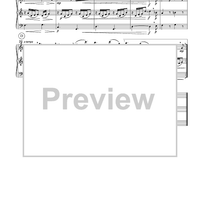 On Wings of Song - from Op. 34, #2 - Score