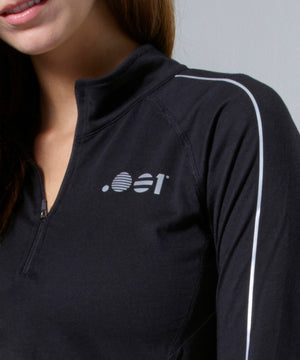 WOMENS FUNCTIONAL HALF ZIP