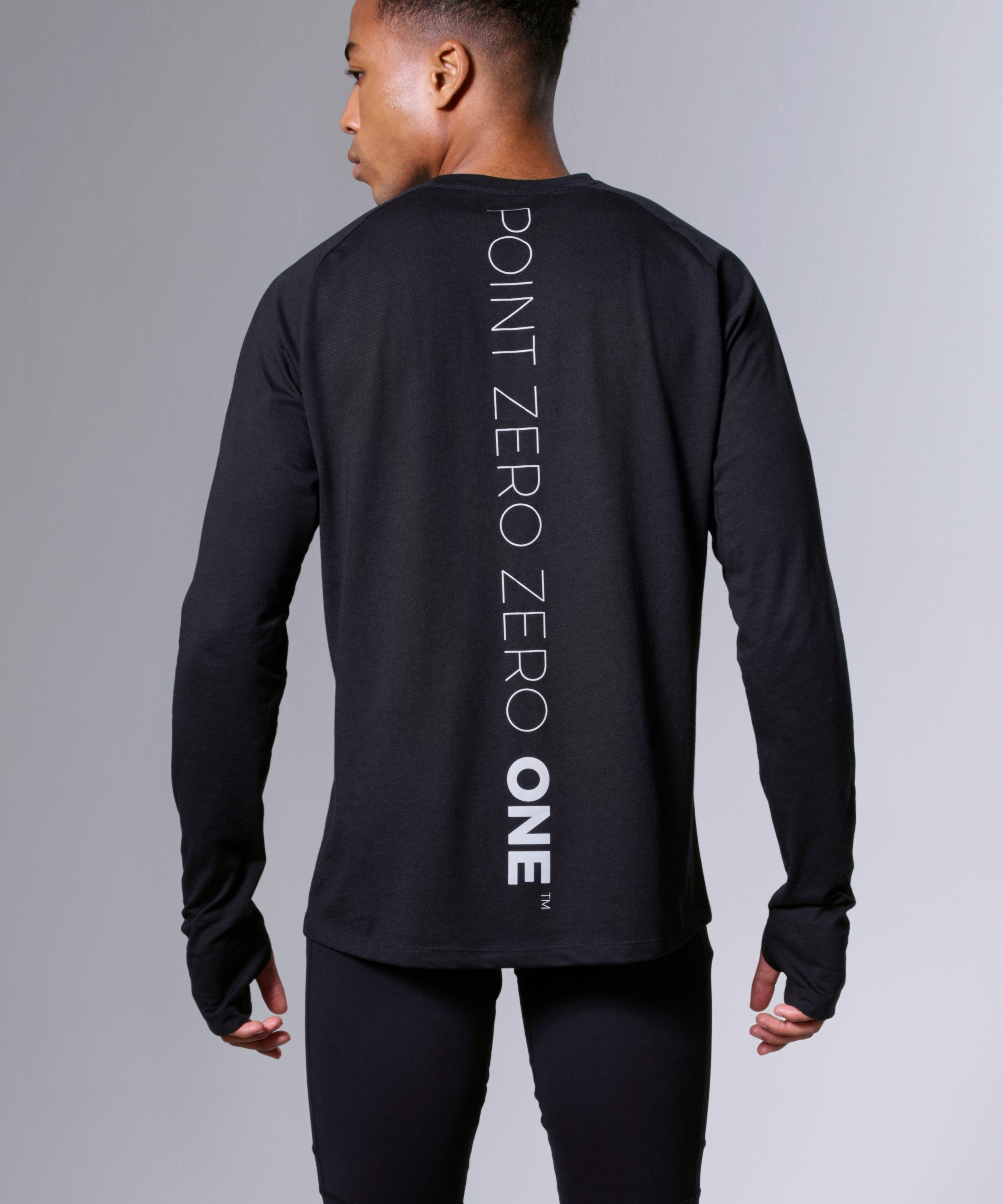 MENS LONG SLEEVE FUNCTIONAL TEE