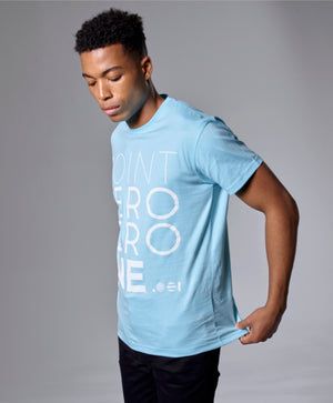 MENS LOGO TEE - ENGLISH BLUE