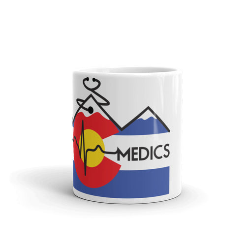 Field Medics Rocky Mountain Coffee Mug
