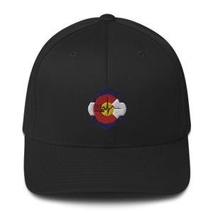 Embroidered Field Medics Flex Fit Hat