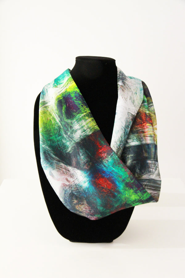 Shelley Traditional Scarf