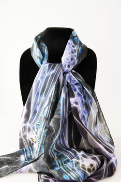 Blue Angel Traditional Scarf