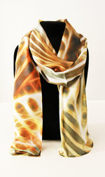 Sheila's- Traditional Silk Scarf