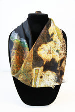 Spirited Horses Small Square Scarf