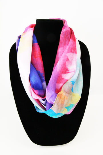 Olivia's Funky Infinity Scarf