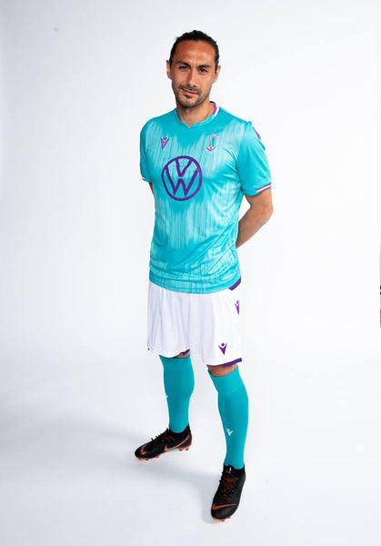 Pacific FC Men's Authentic Away Jersey