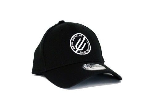 New Era 39thirty Stretch Secondary Logo Hat
