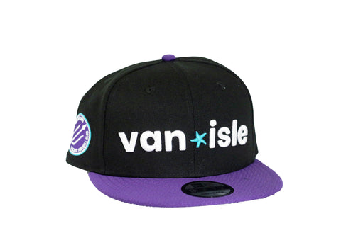 New Era 9fifty Van Isle Snapback