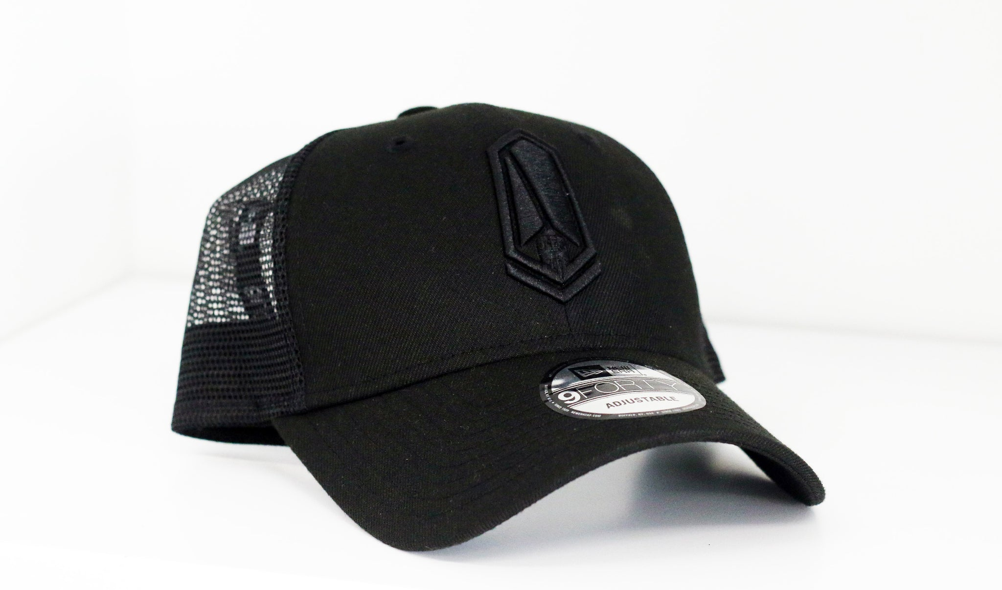 New Era 9forty Adjustable Primary Logo Trucker Hat