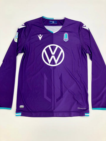 2019 Pacific FC Men's Authentic Long Sleeve Home Jersey