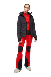 LENKI LENKI Sharp Red Skiing Overall