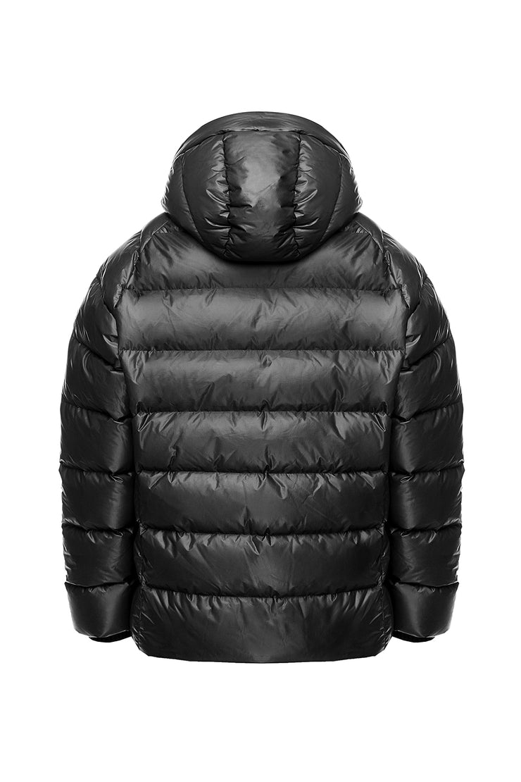 Чоловічий пуховик IENKI IENKI Cat Jacket Coal Black