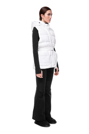 IENKI IENKI Michlin Vest Ultra White for women