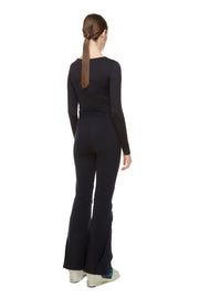 Basq Pants Black for women
