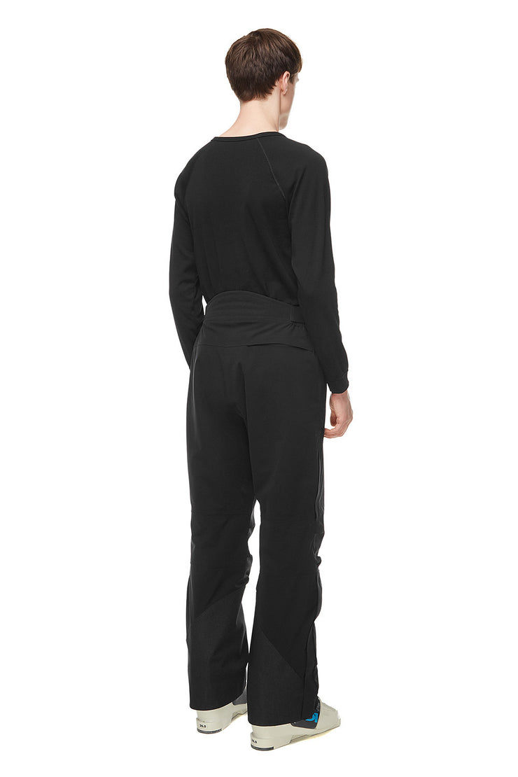 Чоловічі брюки IENKI IENKI Ski Pants Rich Black
