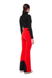 Basq Pants IENKI IENKI Sharp Red for women