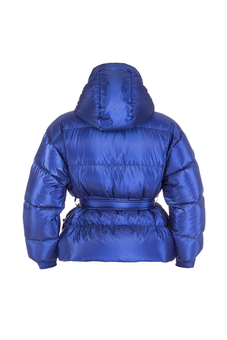 Ienki Kid's Michlin Puffer Electric Blue