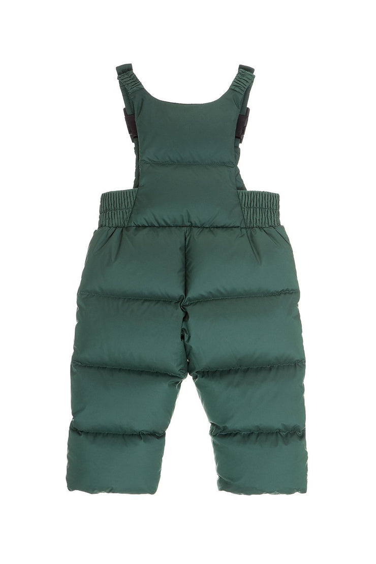 Ienki Kid's Puffer Pants Korean Pine