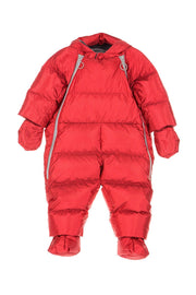 Ienki Ienki Kid's Overall Electric Red