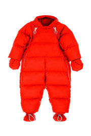 Ienki Ienki Kid's Overall Fiery Red