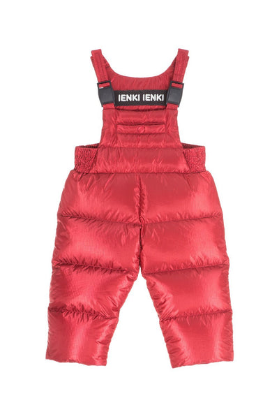 Ienki Ienki Kid's Pants Electric Red