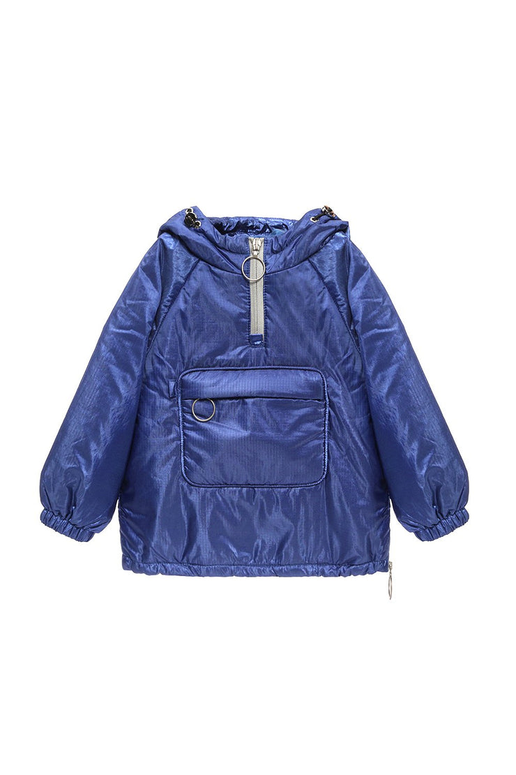 Ienki Ienki Kid's Thindown Anorak Electric Blue Куртка