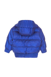 Ienki Kid's Dunlope Puffer Electric Blue
