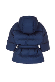 Ienki Kid's Michlin Puffer Blue Ink