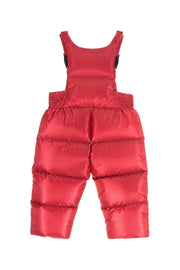 Ienki Kid's Puffer Pants Electric Red