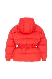 Ienki Kid's Michlin Puffer Fiery Red