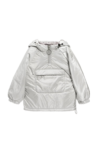 Ienki Ienki Kid's Thindown Anorak Electric Silver куртка