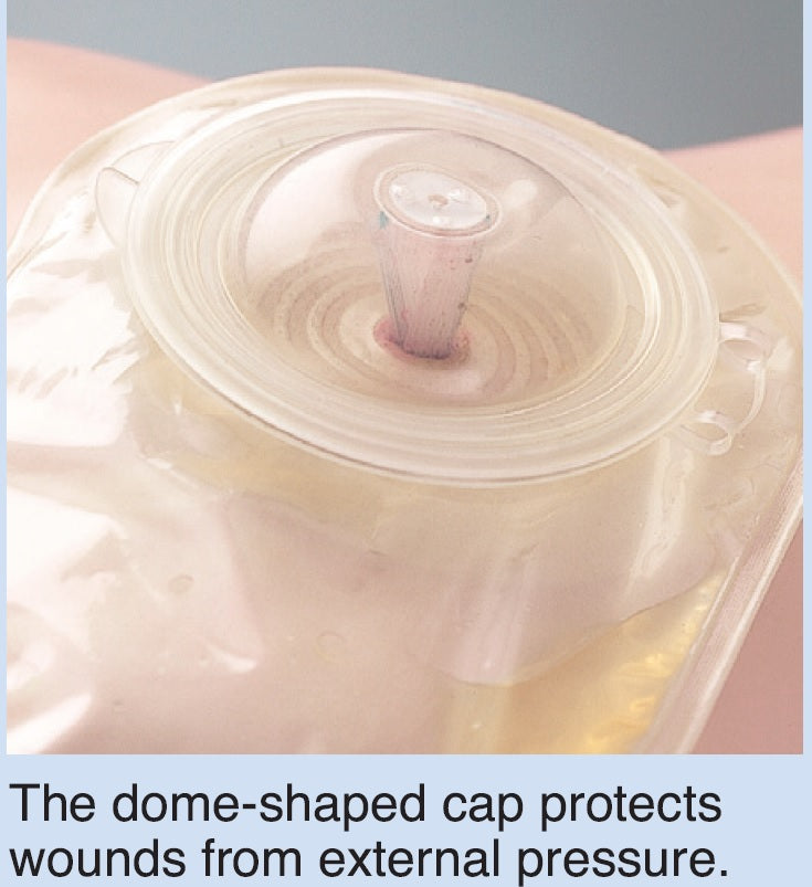 Surgidrain Open-Top Stoma Care