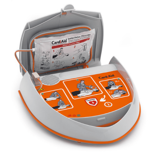 Cardiaid AED (READY STOCK) (CALL FOR ORDER) - SM Health Care