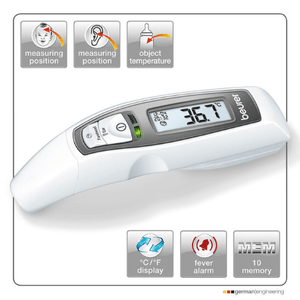 Multi Functional Thermometer - SM Health Care