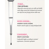 Crutches (Adult) - SM Health Care