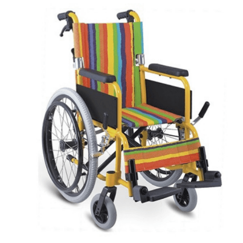 Aluminium Children Wheelchair - SM Health Care