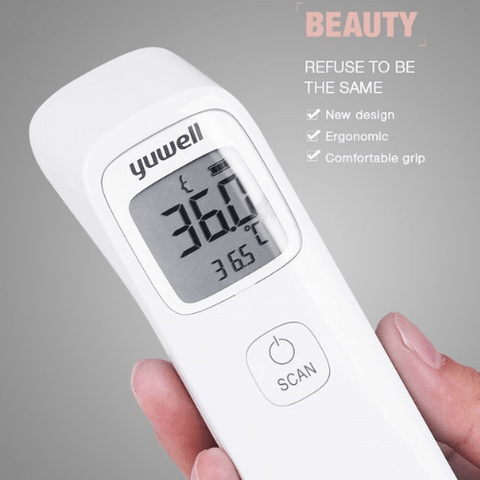 Yuwell Infrared Thermometer (READY STOCK) - SM Health Care