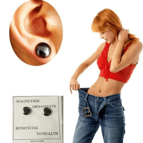 Magnetic Slimming Earring
