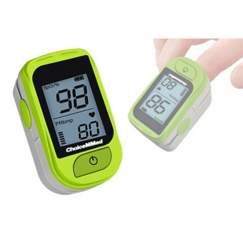 Finger Pulse Oximeter - SM Health Care