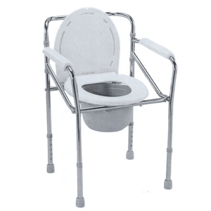 Commode Without Castor - SM Health Care