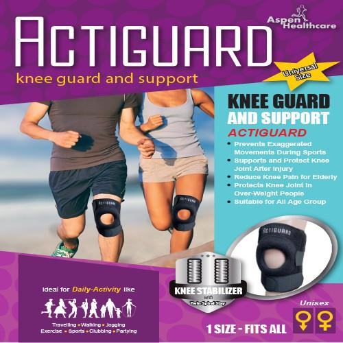 Actiguard Knee Guard & Support - Universal