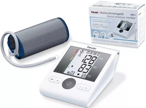 Beurer BM 28 Upper Arm Blood Pressure Monitor (MADE IN GERMANY)