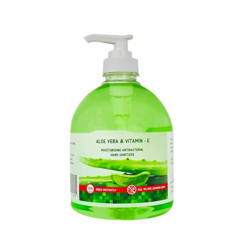 SM Hand Sanitizer- 500ML (4 BOTTLE) (READY STOCK)