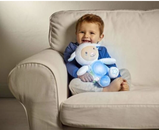 Chicco - Lullaby Sheep (Blue)