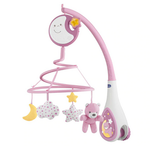 Chicco - Next 2 Dreams Cot Mobile (Pink)