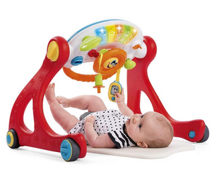 Chicco - Grow & Walk Gym 4 In 1