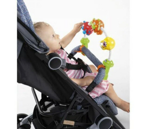 Chicco - Travel Friends Stroller Toy