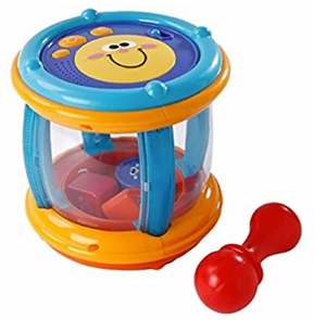 Chicco - Shapes and Sound Tambourine